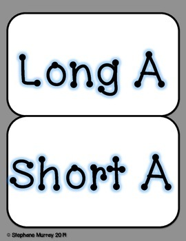 """Short and Long """"A"""" Freebie"""