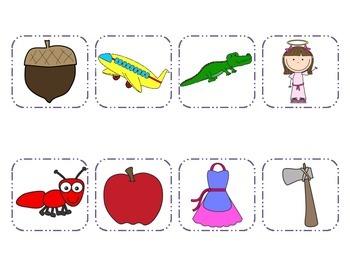 Short and Long A Kindergarten Literacy Activities
