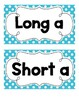 Short and Long A Sort