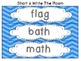 Short and Long A Vowel Word Work Hands-On & Print and Go