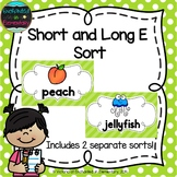 Short and Long E Sort