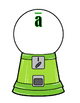 Short and Long Middle Vowel Sounds - Gumballs