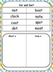 Short and Long O Activity Packet