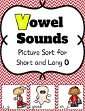 Short and Long O Picture Sort
