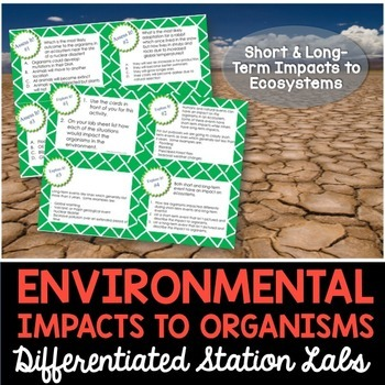 Short and Long-Term Environmental Impacts Student-Led Station Lab