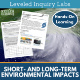 Short and Long Term Environmental Impacts Inquiry Labs
