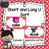 Short and Long U Sort