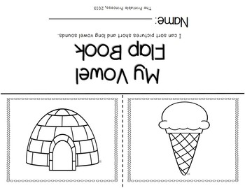 Short Vowels and Long Vowels {Activities, Pictures, and Practice Pages}