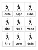 Short and Long Vowel Baseball Game