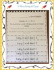 Short and Long Vowel Booklet Including Reading Activities