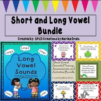 Short and Long Vowel Bundle
