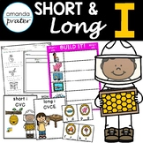 Short I and Long I Worksheets and Activities
