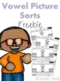 Short and Long Vowel Picture Sorts
