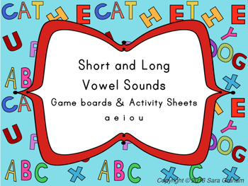Short and Long Vowel Sounds
