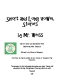 Short and Long Vowel Stories