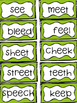 Short and Long Vowel Word Sort