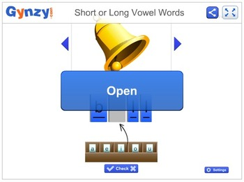 Short and Long Vowel Words