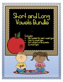 Short and Long Vowels Bundle