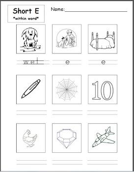 Short and Long Vowels- Phonics Jumbo Pack