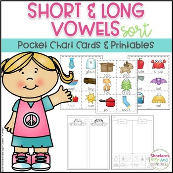 Short and Long Vowels Sort