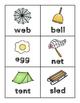 Short and Long Vowels Sort