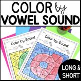 Long and Short Vowel Worksheets