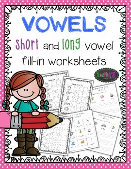 Vowels - short and long