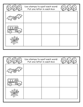 Short and Long Vowels *printables and booklets*