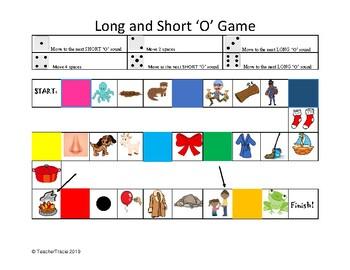 Short and Long 'o' Game
