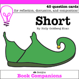 Short by Holly Goldberg Sloan Discussion Question Cards