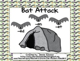 Short e Bat Attack CVC word sort for Small Group/Centers