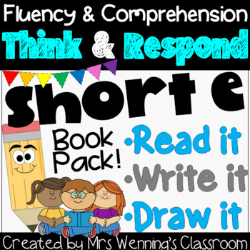 Short e Book: Think and Respond! 2 versions included!