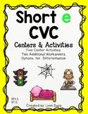 Short e CVC Centers and Activities