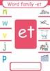 Short  e CVC  Word Families ( -ed, -en, -et)