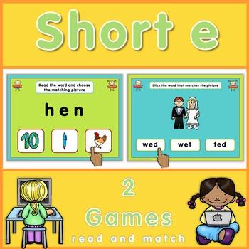 Short e Games