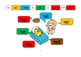 Short e Phonics+Rhyming words +Game Board