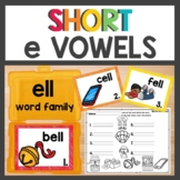 ell Word Family Activities