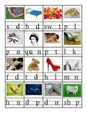 Short 'e' or long 'e' fill in the blanks