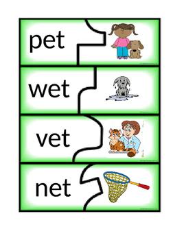 Short e puzzle
