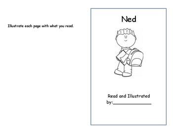 Short vowel e.read,illustrate.comprehend.sentences