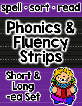 Short ea Phonics and Fluency