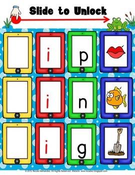 CVC Blending Cards - iSlides {Short i}