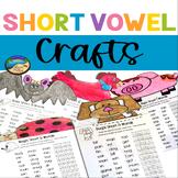 Short i worksheet and craft