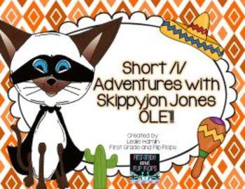 Short /i/ Adventures with SkippyJon Jones