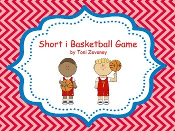 Short i Basketball Game