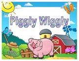Short i Board Game (Piggly Wiggly)