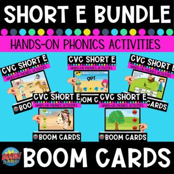 Short-i Boom Card Bundle