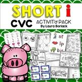 Short i CVC Activity Pack