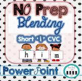 Short 'i' CVC Blending