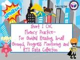 RTI: Short i CVC Fluency practice